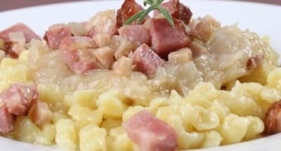 Gnocchi Sauge et Pancetta - Galbani