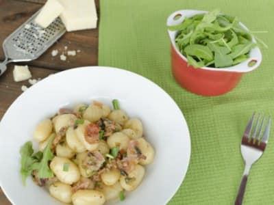 Gnocchi Gorgonzola et Mascarpone - Galbani