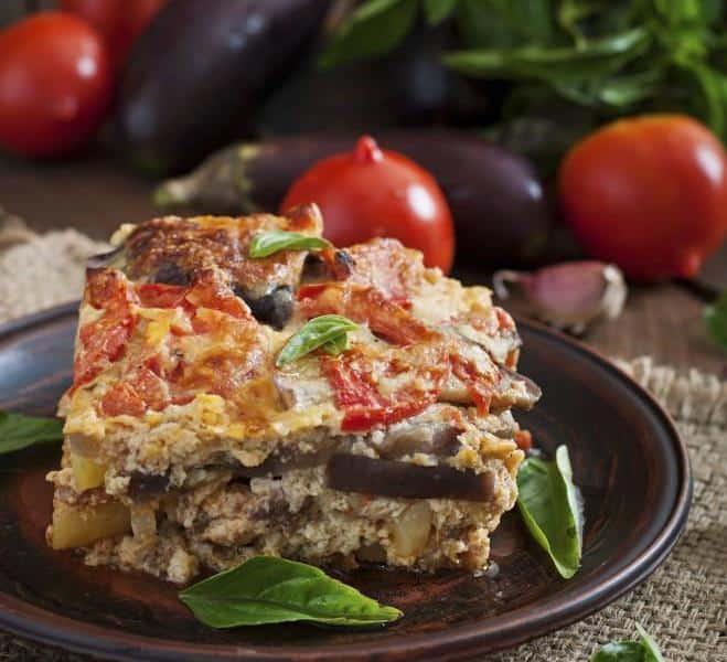 Recette gratin d 39 aubergines courgettes et pommes de terre la mozzarella gratins et plats - Cuisiner des aubergines au four ...