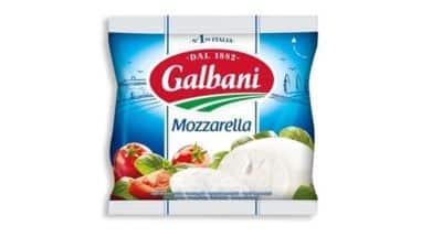 Mozzarella 125g Galbani - Galbani