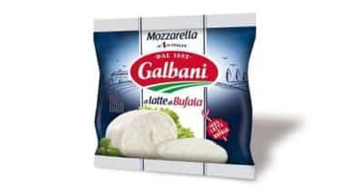Mozzarella di latte di Bufala 125g Galbani - Galbani