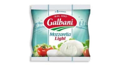 Mozzarella Light 125g Galbani - Galbani