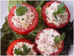 Tomate à la mousse de ricotta - Galbani
