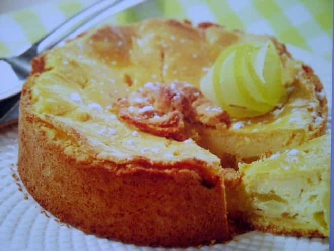 Gâteau citron-ricotta - Galbani