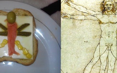 Da Vinci Toast - Galbani