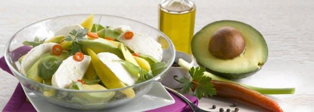 Salade paradis - Galbani