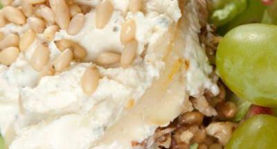 Crème de fromage aux noix - Galbani