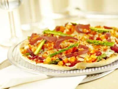 Pizza La Primaverde - Galbani