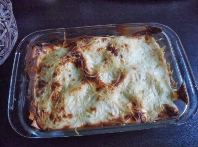 Lasagnes de Cèpes et de Boeuf, et sa Béchamel à la Ricotta - Galbani