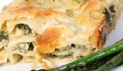 Lasagnes aux Asperges - Galbani