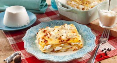 Lasagnes aux Fromages - Galbani