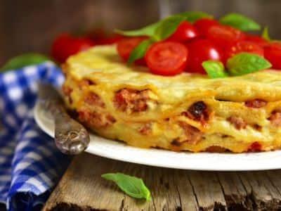 Lasagnes au Poulet et Champignons - Galbani