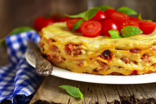 Quelle Viande Choisir Pour Des Lasagnes ? - Galbani