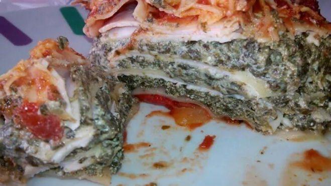 Lasagnes Epinards, Ricotta au Blanc de Poulet - Galbani