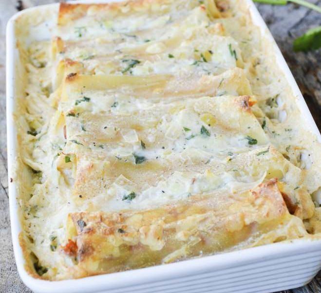 Lasagnes à la Ricotta et au Thym - Galbani