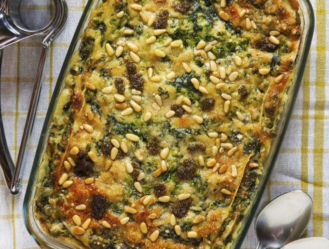 Lasagnes au Pesto et Pignons de Pin - Galbani
