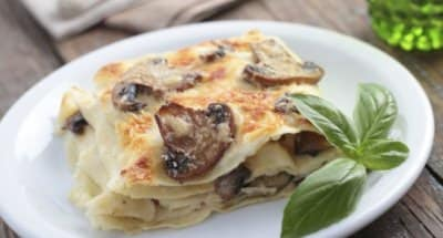 Lasagnes Blanches - Galbani