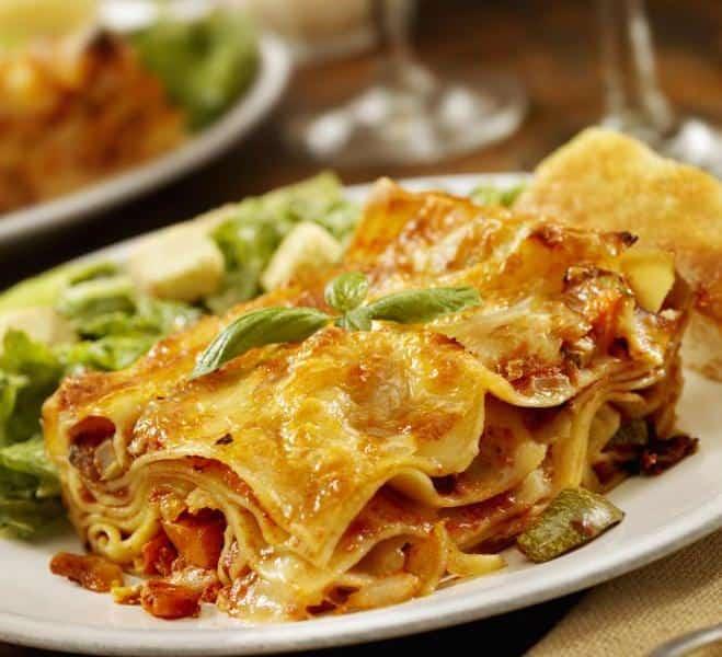 Lasagnes aux Courgettes, Carottes, et Basilic - Galbani