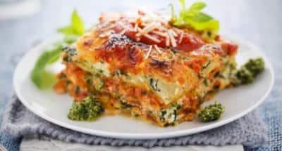 Lasagnes aux Épinards et sa Sauce à la Ricotta - Galbani