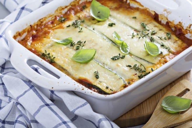 Réaliser Des Lasagnes Végétariennes ! - Galbani