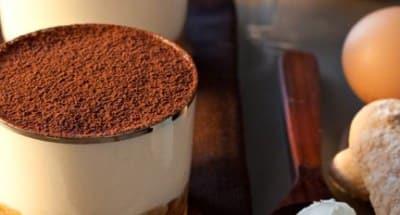 Tiramisu aux biscuits savoyards - Galbani
