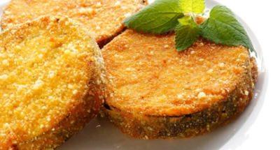 Beignets d'Aubergines, Thon et Mozzarella - Galbani