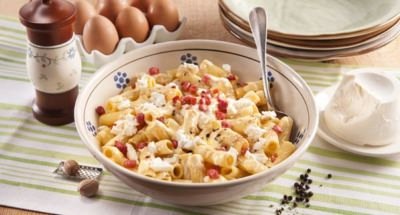 Macaronis à la Carbonara - Galbani