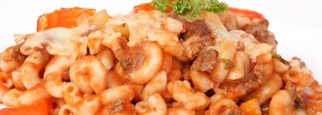 Macaroni rouges - Galbani