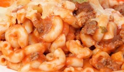 Macaroni sauce au poivron - Galbani