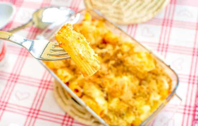 Mac'n'Cheese - Galbani