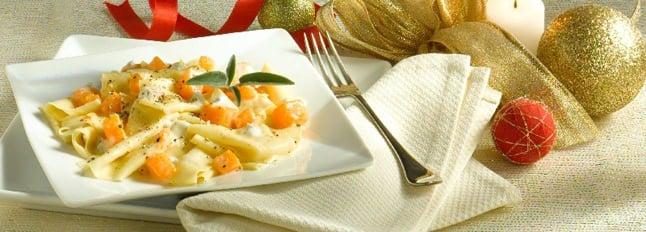 Maltagliati Courge et Gorgonzola - Galbani