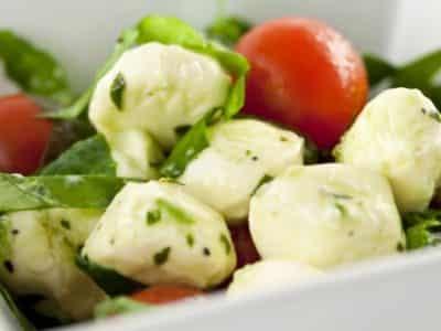 Mozzarella feuilles de navet - Galbani