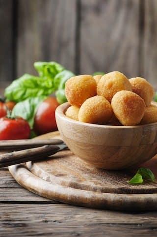 Mozzarelle frite - Galbani