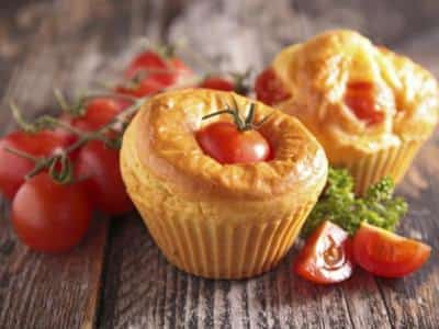 Muffins gourmands - Galbani