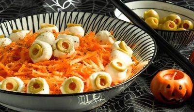 Salade d'Halloween - Galbani