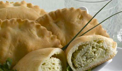 Chausson napolitain farci à la Ricotta et brocolis - Galbani