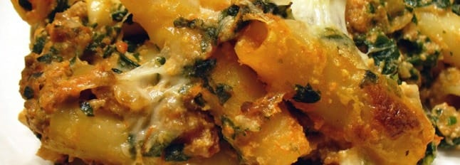 Pâtes «Biancoverde» - Galbani