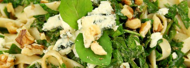Pâtes aux noix et au Gorgonzola - Galbani
