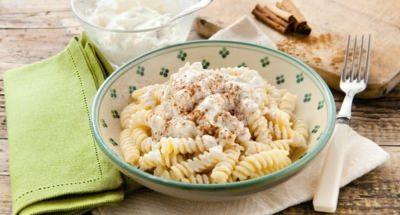 Pâtes à la Ricotta et Cannelle - Galbani