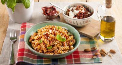 Fusilis au Pesto de Tomates Séchées & Ricotta - Galbani