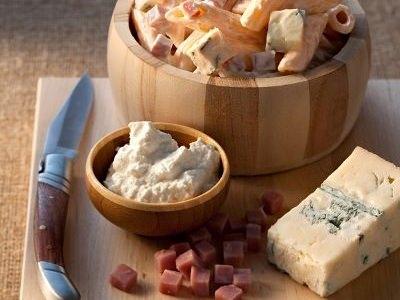 Pâtes Ricotta et Gorgonzola aux Dés de Jambon - Galbani