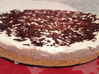 Cheesecake Stracciatella - Galbani