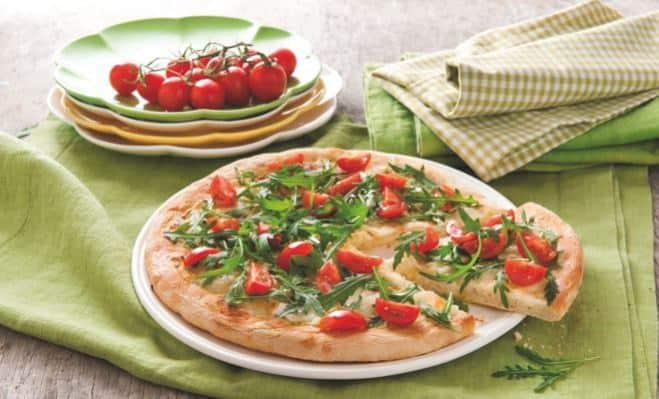 Comment Faire Une Pizza Allégée ? - Galbani