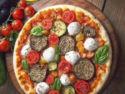 Pizza alla Norma - Galbani
