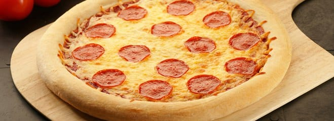 Pizza blanche - Galbani
