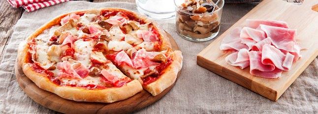 La véritable Pizza Regina - Galbani