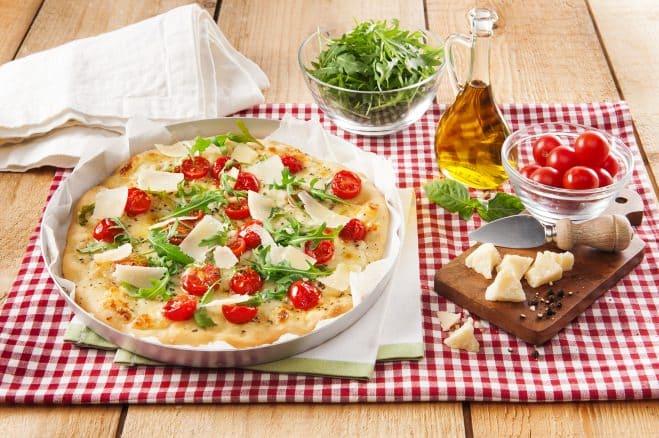 Comment Étaler La Pâte À Pizza ? - Galbani