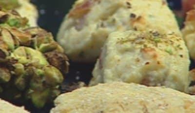 Croquettes de Pistache et Ricotta - Galbani