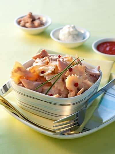 Pâtes Ricotta et Coulis de Tomate au Thon pour 4 Personnes - Galbani