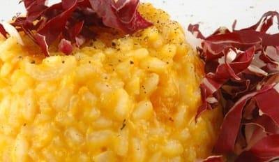 Riz à la chicorée et au Gorgonzola - Galbani